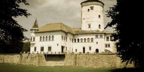 Zamek Budatín